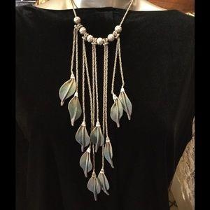 Sarah Cavender Metalworks Artisan Necklace
